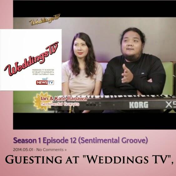 TSG - Weddings TV Ian and Kate