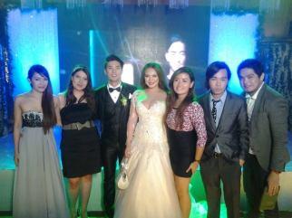 Wedding Bands and Ensembles