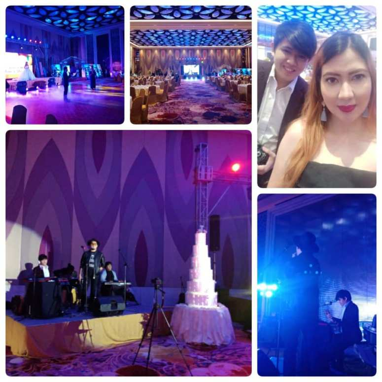 Party Band at Solaire