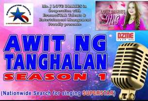 DZMM Nationwide Search for Singing Superstar